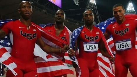 US stripped of Olympic relay medals   Doping in Sport - A Jamaican Insider's Perspective   Scoop.it
