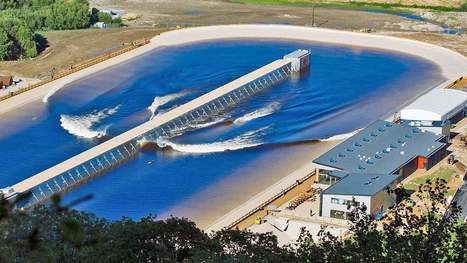 Summertime: Surf Snowdinia Produces The World's Longest Artificial Waves - Industry Tap | Vous avez dit Innovation ? | Scoop.it