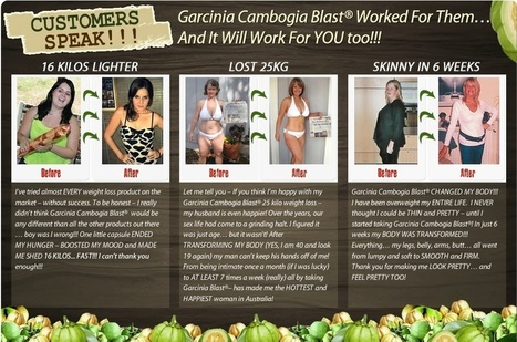 Where To Buy My Order Garcinia Cambogia Blast | | Jeanetty jeck | Scoop.it