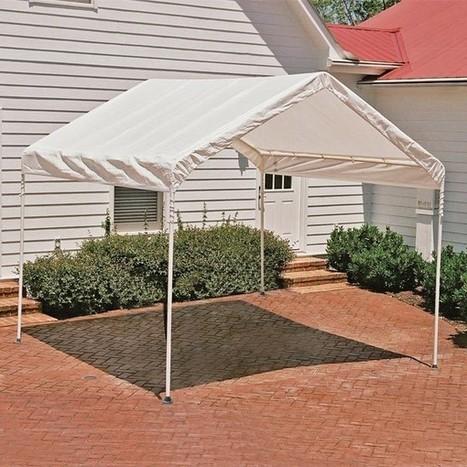 Choose the best Garage Canopies in San Antonio | Canopy Tents for Sale | Scoop.it