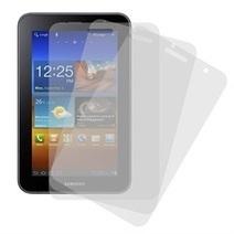 Samsung Galaxy Tab 7.0 P6200 Plus - Pack of 3 Anti-Glare Screen Protectors | Nexus 7 Case | Scoop.it