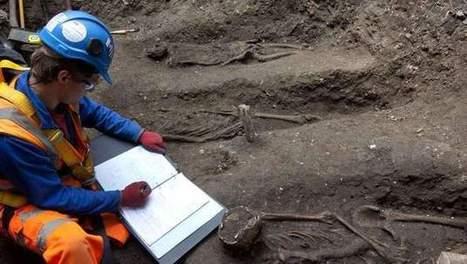 Graven 50.000 slachtoffers van pest gevonden in Londen | goossens levi geschiedenis | Scoop.it