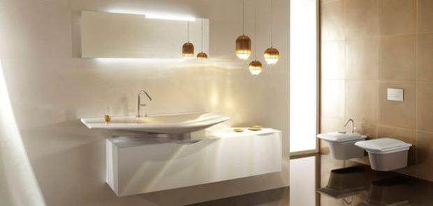 Eclairer la salle de bains : tout un art !   La Revue de Technitoit   Scoop.it
