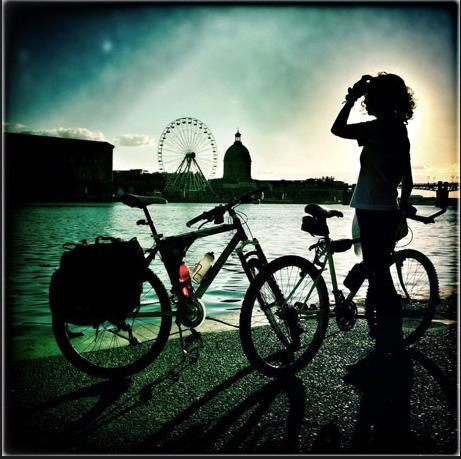 El encanto de Toulouse en bicicleta | europa | Ocholeguas | elmundo.es | Revue de presse Espagne du Comité Régional du Tourisme Midi-Pyrénées | Scoop.it