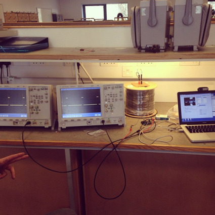 Insta-Arduino | Team Recon Hard At Work #groupproject #lighting... | Raspberry Pi | Scoop.it