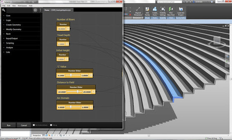 Dynamo - Grasshopper for Revit? | ARCHIresource | Scoop.it