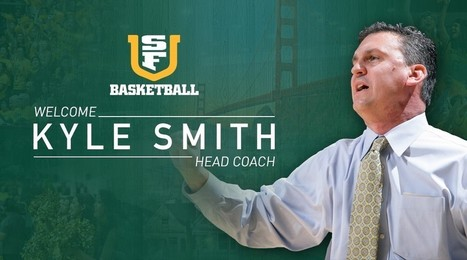 USF: Kyle Smith Named Head Men's Basketball Coach | USF in the News | Scoop.it