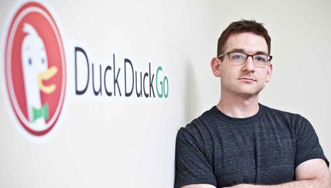 DuckDuckGo se dit rentable sans tracer ses utilisateurs | Ca m'interpelle... | Scoop.it