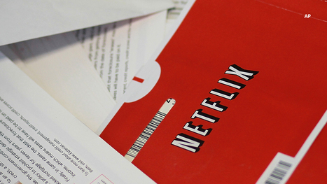 Amazon vs. Netflix: Which is better?   New Media in Transition   Scoop.it