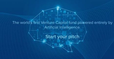 Meet The AIVC, the AI-Powered Venture Capital Firm | Post-Sapiens, les êtres technologiques | Scoop.it