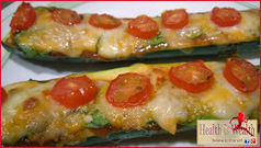 Strong and Beyond: Zucchini Pizza | Nutrition | Scoop.it