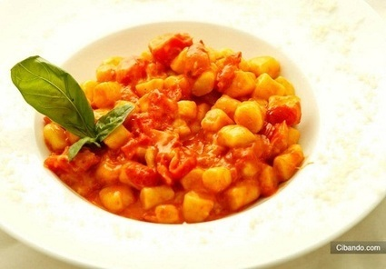Le cucine regionali: la Cucina Romana – Gli gnocchi | Cibando Blog: tutto quello che c'è da sapere sul mondo del food | Best Food&Beverage in Italy | Scoop.it