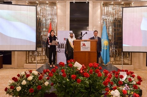 UAE Committed to Expanding Relations with Kazakhstan, Says Chargé d'Affaires - The Astana Times | Kazakhstan | Scoop.it