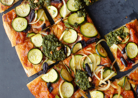 These 27 Vegan Pizzas Will Blow Your Mind | My Vegan recipes | Scoop.it
