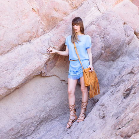 Fashion Blogger Jenny Bernheim of Margo & Me Helps You Pack for Coachella ... - E! Online | CLOVER ENTERPRISES ''THE ENTERTAINMENT OF CHOICE'' | Scoop.it