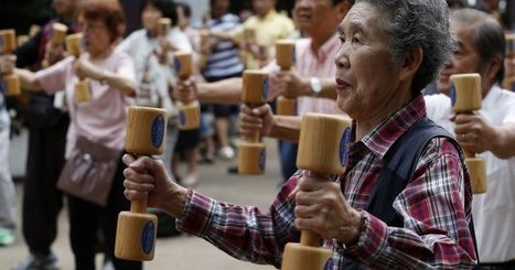 How do we deal with ageing and shrinking populations? | MyRoundUp | Scoop.it