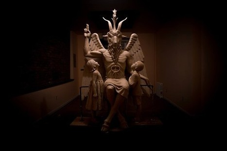 The Satanic Temple to unveil 'Baphomet' monument in Detroit | Blogs | Detroit Metro Times | Modern Atheism | Scoop.it