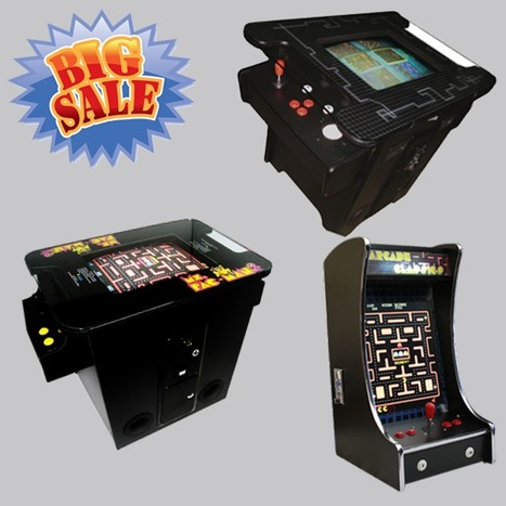 Classic Arcade Gaming…While You Shop for Eyeglasses!  | ArcadeClassics.net | ArcadeClassics | Scoop.it