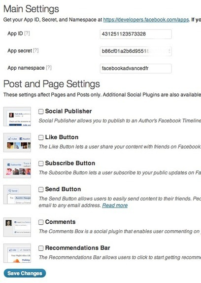How to Use the New Facebook WordPress Plugin: A Complete Guide | The 21st Century | Scoop.it
