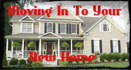 Starting Anew: Moving In To Your New Home | Home Relocation | Scoop.it