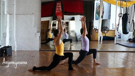 3 vidéos pour apprendre la salutation au soleil | Mathilde fait du yoga : Explorations depuis mon tapis | Yoga, santé et sport | Scoop.it