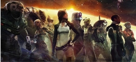 Why Mass Effect is the Most Important Science Fiction Universe of Our Generation | Using Science Fiction to Teach Science | Scoop.it