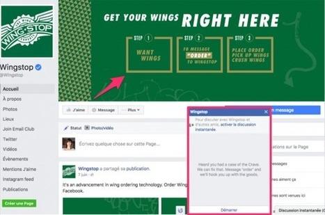 Bientôt des commandes sur Facebook et Twitter pour Pizza Hut via un chatbot | Médias sociaux et tourisme | Scoop.it