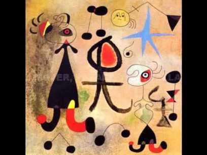 Joan Miro - picturi | Artiști Veritabili | Scoop.it