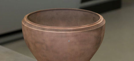 NASA 3-D Prints First Full-Scale Copper Rocket Engine Part   Metal additive manufacturing   Scoop.it