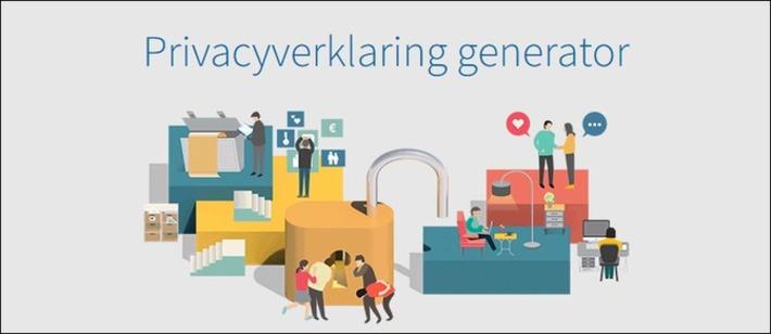 Edu-Curator: Privacyverklaring Generator: genereer een privacyverklaring voor de schoolwebsite | Educatief Internet - Gespot op 't Web | Scoop.it