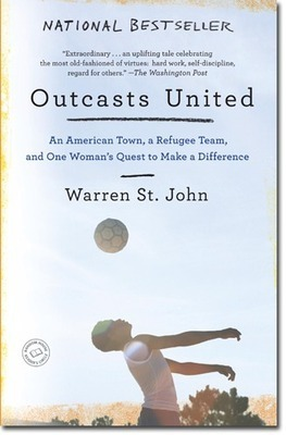 Outcasts United *   Book Battle   Scoop.it