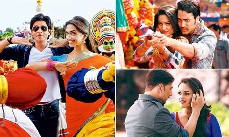 WEEKEND ENTERTAINMENT: The Hindi films that are taking romance in Bollywood beyond its obvious frills | bollywood | Scoop.it