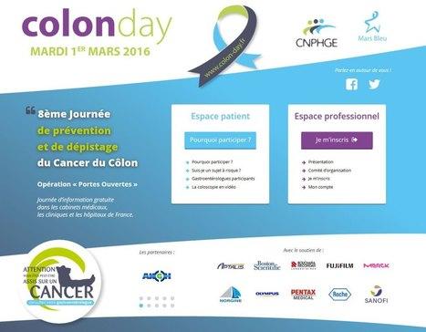 Colon Day : Journée Nationale de prévention du cancer du colon | Buzz e-sante | Scoop.it