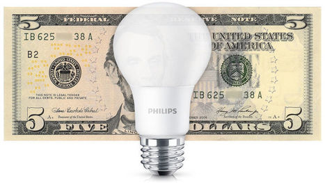 Here's A 4-Pack Of LED Light Bulbs For Under $5 | Flash Technology News | Scoop.it