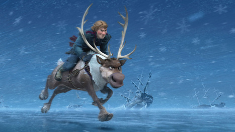 'Frozen' Set to Become a Disney on Ice Show (Report) - Hollywood Reporter | Disney Frozen Clothes | Scoop.it