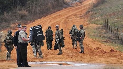 Video:Hostage standoff in Alabama-Mark Furmann discusses situation | Littlebytesnews Current Events | Scoop.it