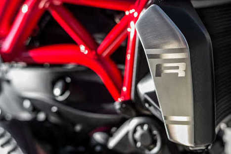 The Ducati Monster 1200 R Is Naked and Unafraid | Ductalk Ducati News | Scoop.it