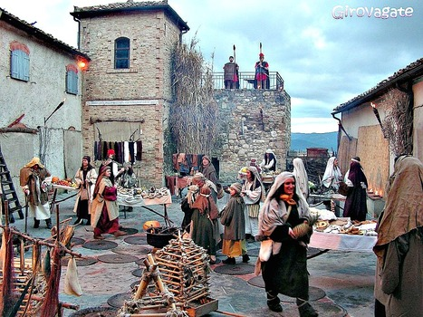Christmas Crèche in Tuscany: Live Crèche in Tuscany | Italia Mia | Scoop.it