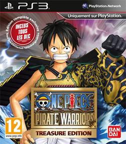 Jeux video: Edition speciale de One Piece Pirate Warriors Treasure Edition sur #PS3 ! | Otaku Attitude | Scoop.it