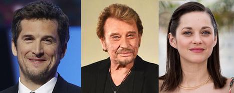 Guillaume Canet dirige Johnny Hallyday et Marion Cotillard dans Rock'n'Roll | Le cinéma, d'où qu'il soit. | Scoop.it