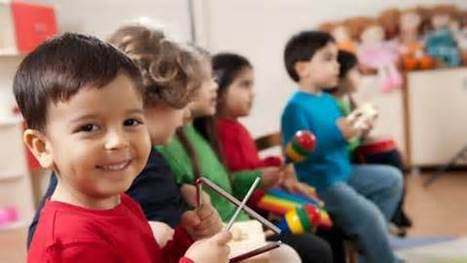 PaulBorgese.com | The Benefits of Music on Child Development | Music EY 1 - How We Express Ourselves | Scoop.it