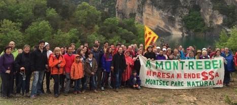 «Salvem Mont-Rebei» reclama el Parc Natural del Montsec abans de setembre | #territori | Scoop.it