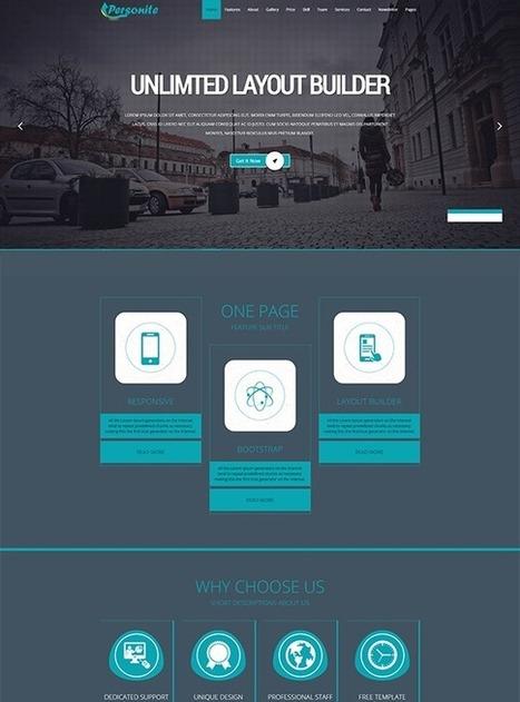 TM Personite - Responsive OnePage Joomla Template | Free & Premium Joomla Templates and WordPress Themes | Scoop.it