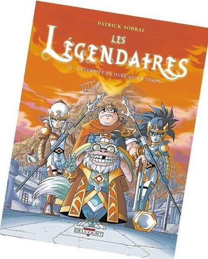 « Les Légendaires », la série aux 3 millions d'exemplaires - Les Échos | Les Légendaires | Scoop.it