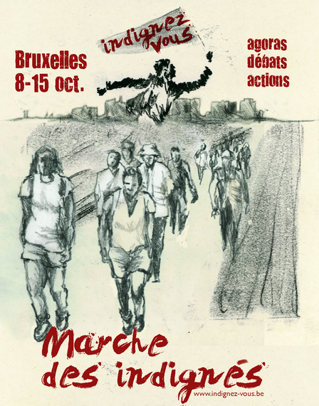 Soon... #marchabruselas #walktobrussels | The Marches to Brussels | Scoop.it