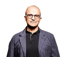 New Microsoft CEO Nadella puts focus on mobile | KAIZEN | Scoop.it