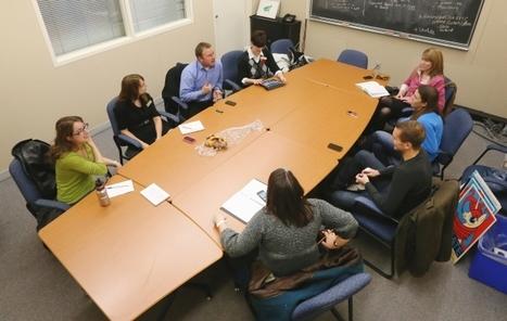 'EdCamp' offers new kind of professional development for Ottawa teachers   EdcampFoundation   Scoop.it