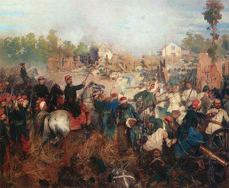 24 juin 1859 - Solferino donne naissance à la Croix-Rouge | Racines de l'Art | Scoop.it