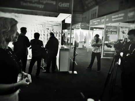 Top 10 Tips for creating BUZZ at your exhibition! | Mobile Commerce and Shopping | Scoop.it