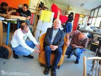 Le président de l'ARCH est conscient du rôle social de l'association ... - La Montagne   handicap et emploi   Scoop.it